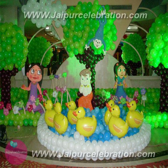 Chhota Bheem Birthday Organisers In Jaipur Rajsthan