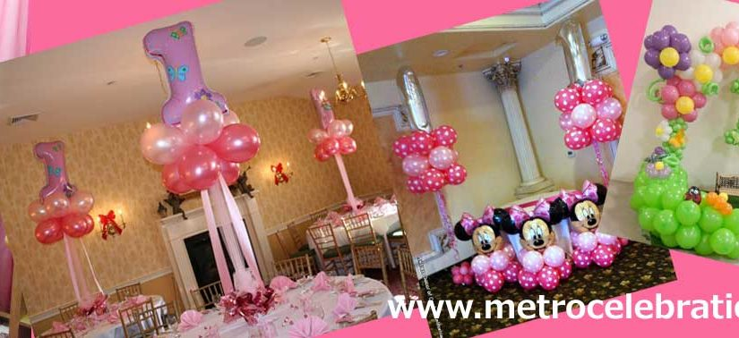 First birthday party in Jaipur